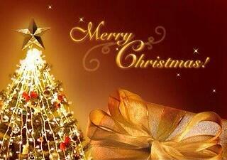 Merry Christmas everyone and a joyous Yuletide season ...