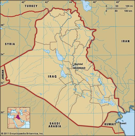 Explosions in Baghdad leaves 12 dead, several injured ...