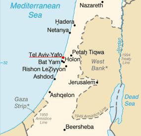 Tel Aviv Middle East Map.Two Dead As Car Park Collapse In Tel Aviv Israel 247newsupdate