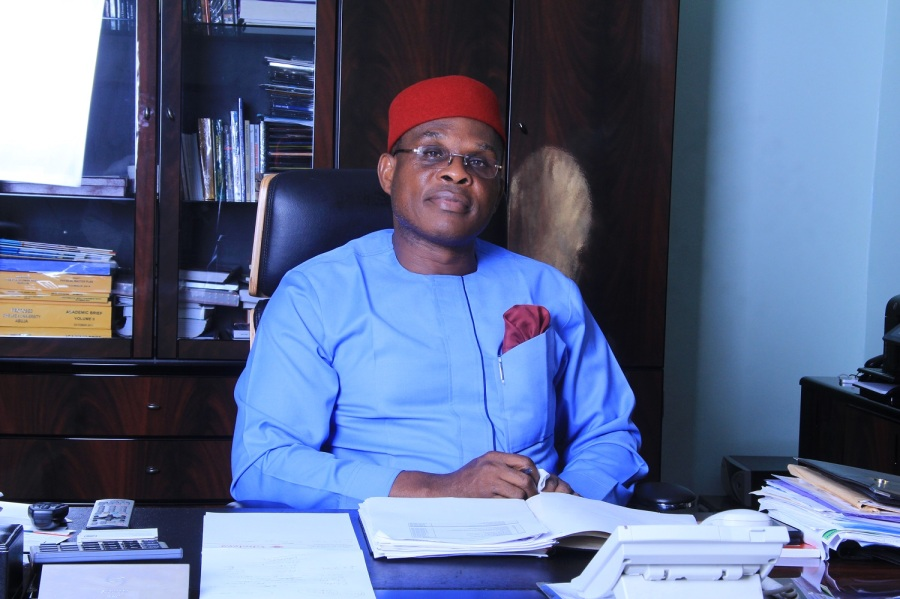 Chief Patrick Chidolue, C.E.O Chelsea Group Limited