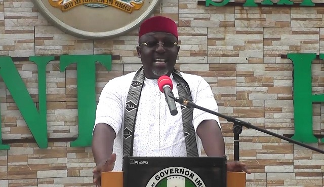 Image result for Governor Okorocha: Igbo most misrepresented ethnic group in Nigeria