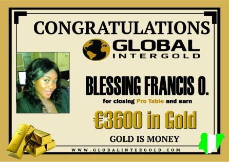 Join GIG, GLOBAL INTERGOLD, Earn 1.5million With A 270k Startup