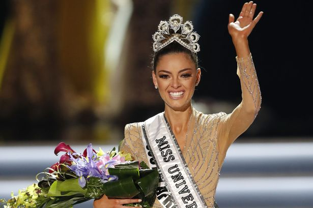 Miss South Africa Demi-Leigh Nel-Peters crowned Miss ...