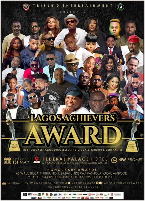 Lagos Achievers Awards1