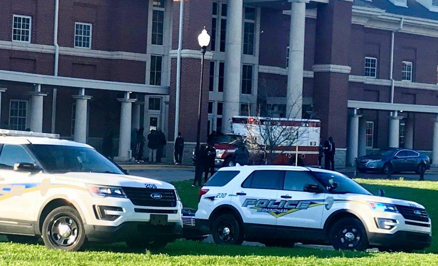 School Shooting Alabama