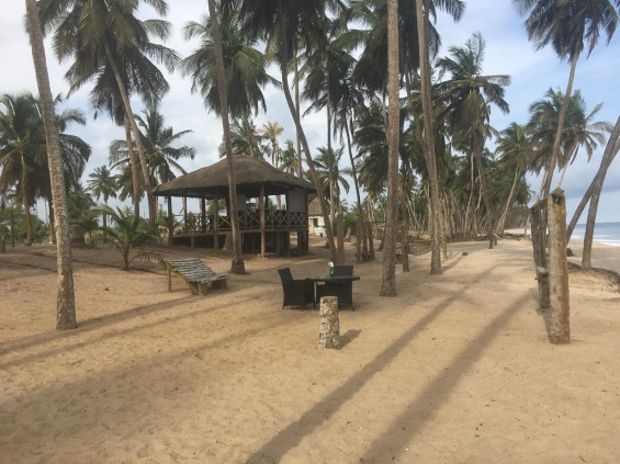 Nigeria Ghana beaches