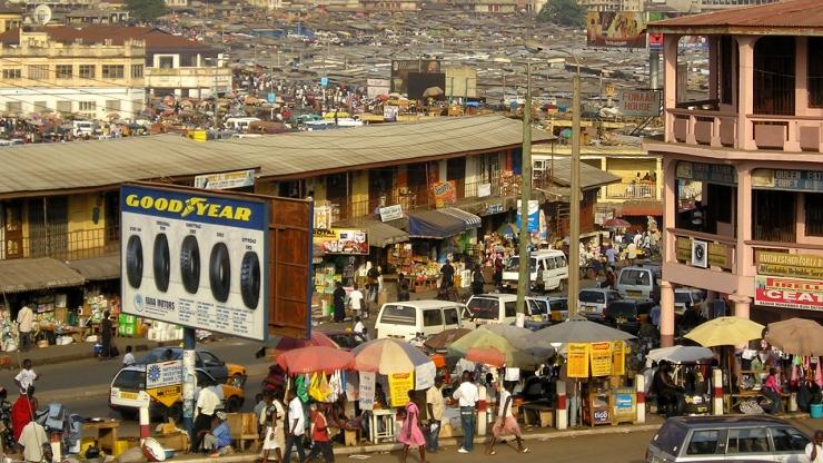 Nigerian traders accuse Ghanaians of assault at Kumasi's Suame Magazine market – 247NEWSUPDATE BLOG