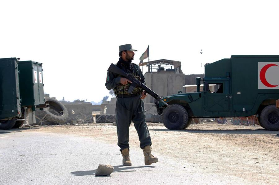 Afghan bomb attack