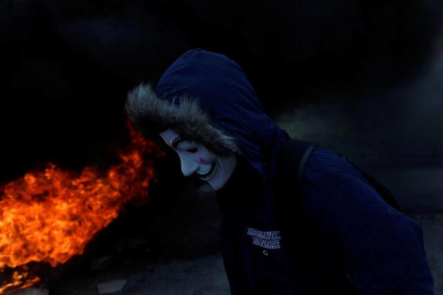 Gaza border protests