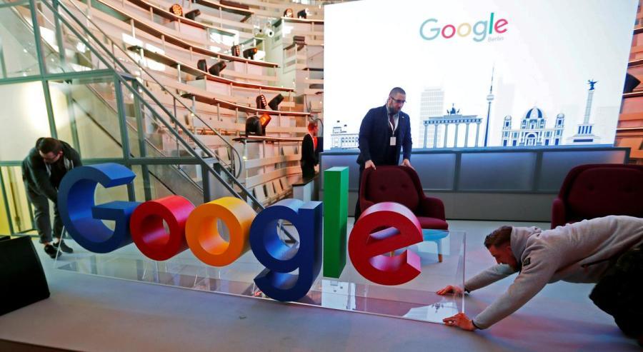 Google Berlin office