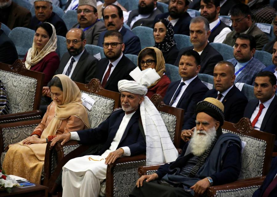 Afghanistan grand assembly