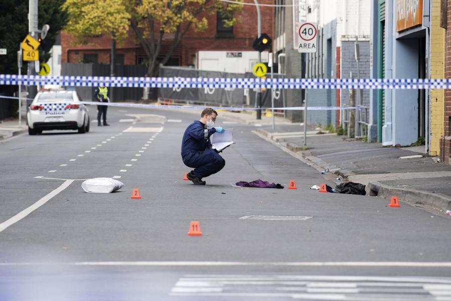 Australia nightclub shooting