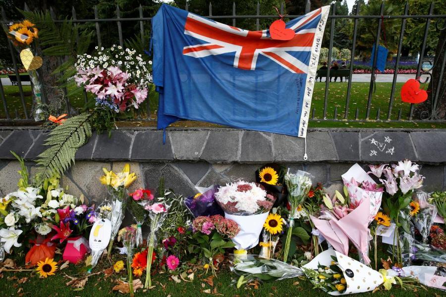 New Zealand tribute