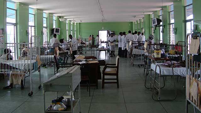 Nigerian hospital