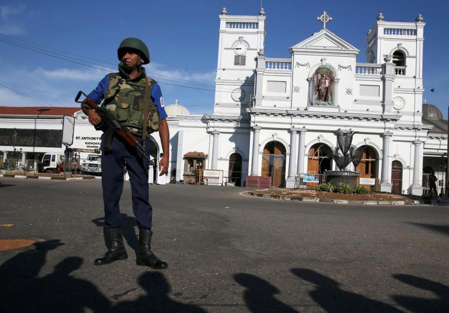 Sri Lanka attacks