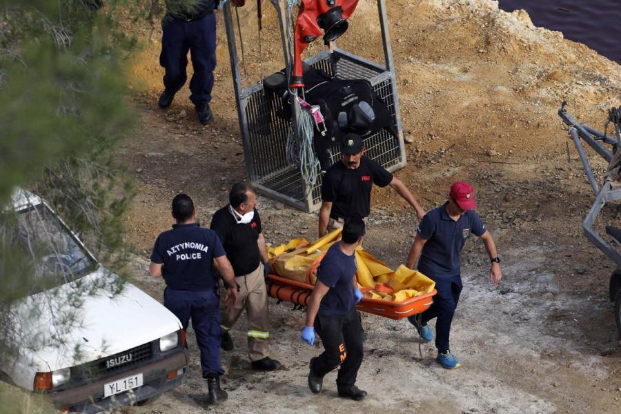 Cyprus serial killing probe