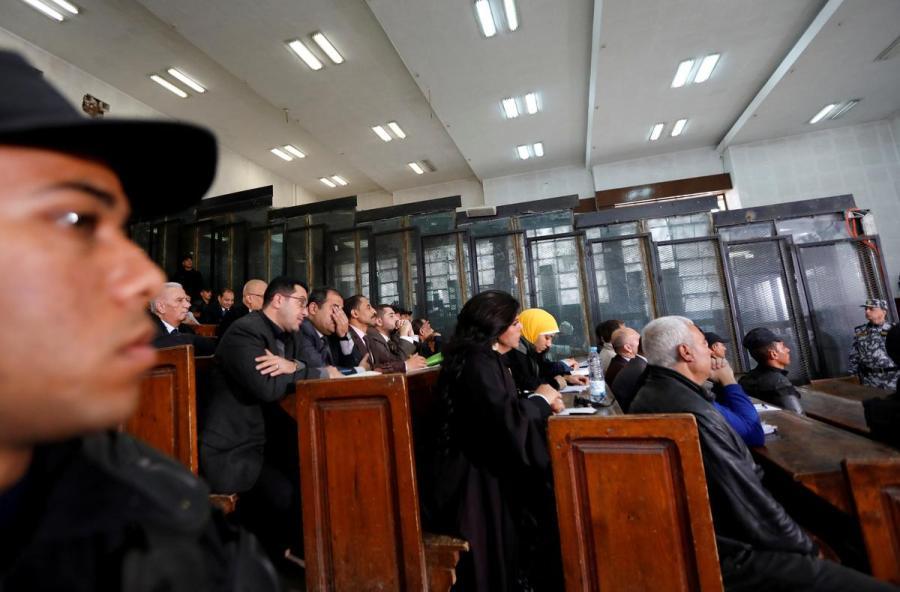 Egypt Muslim Brotherhood prisoners
