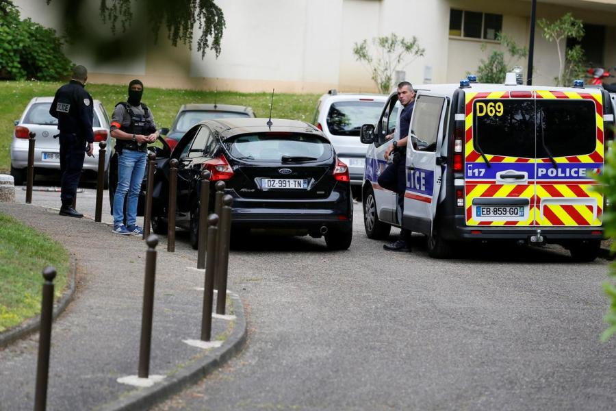 French police operation