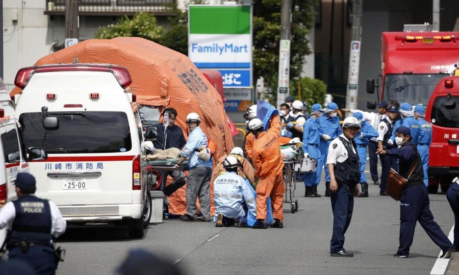 Japan stabbings(2)