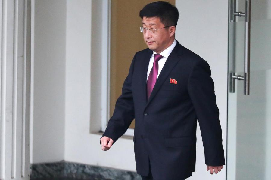 Kim Hyok Chol