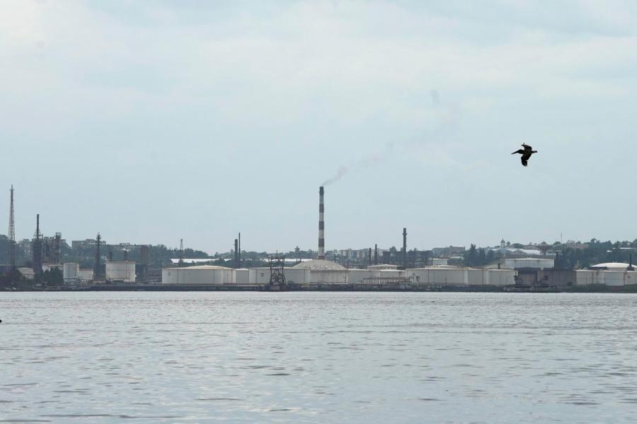 Nico Lopez refinery