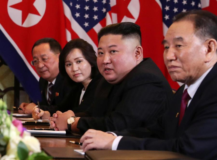 North Korea nuclear envoy