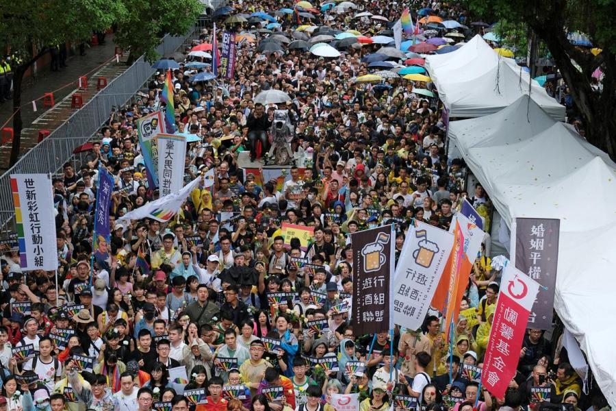 Taiwan LGBT