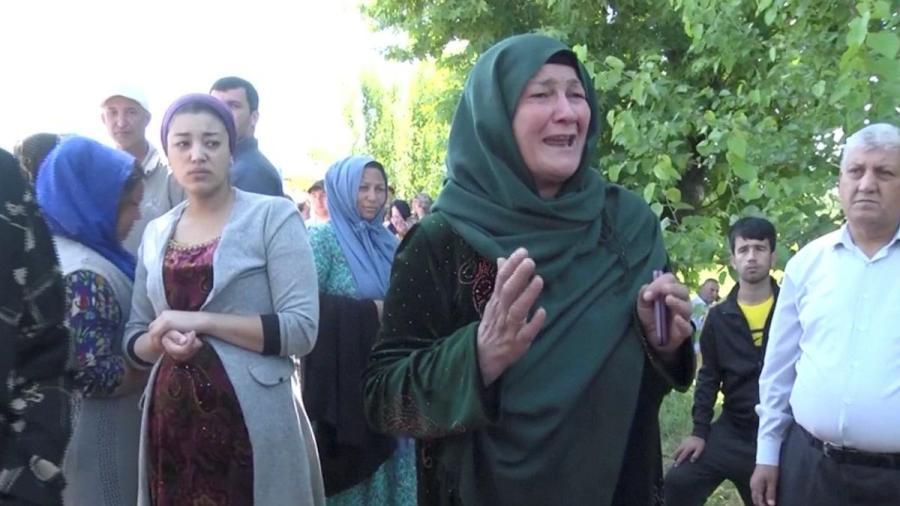 Tajikistan prison riot