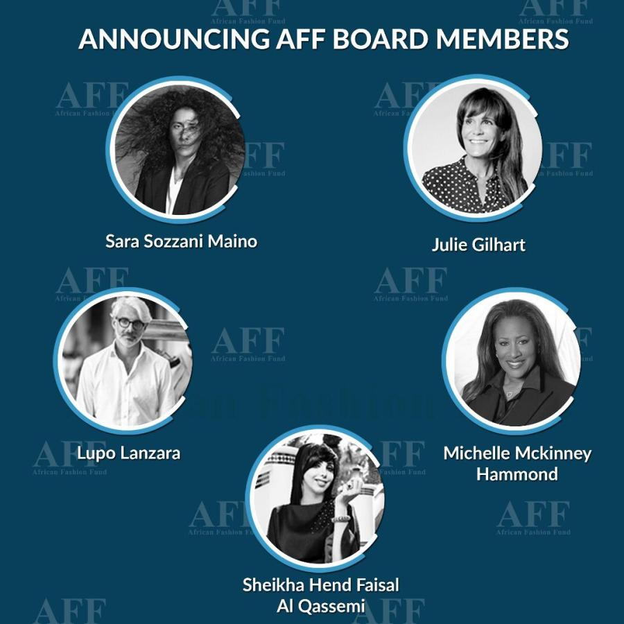 AFF Board Members