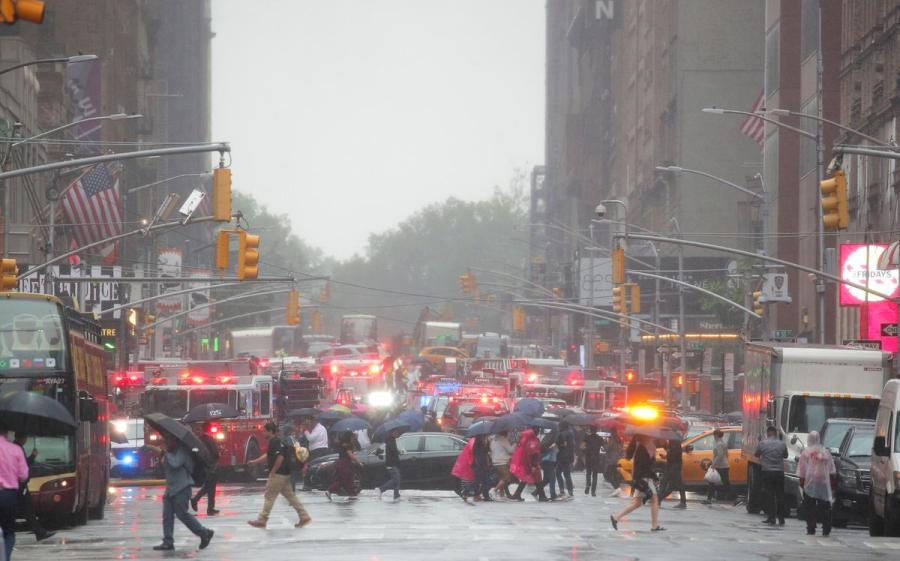 Manhattan helicopter crash