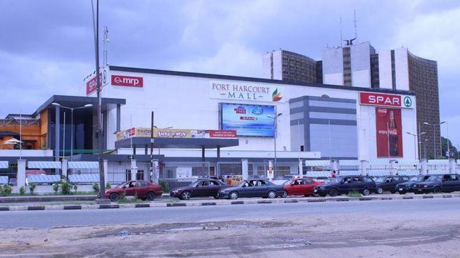 Port-Harcourt Mall