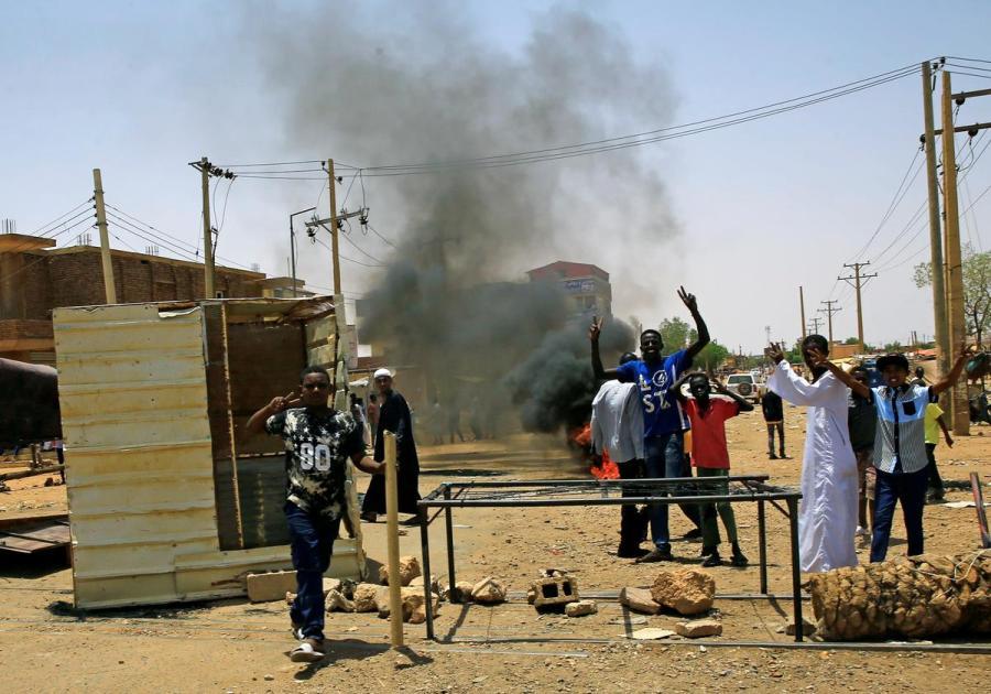 Sudan demonstrations