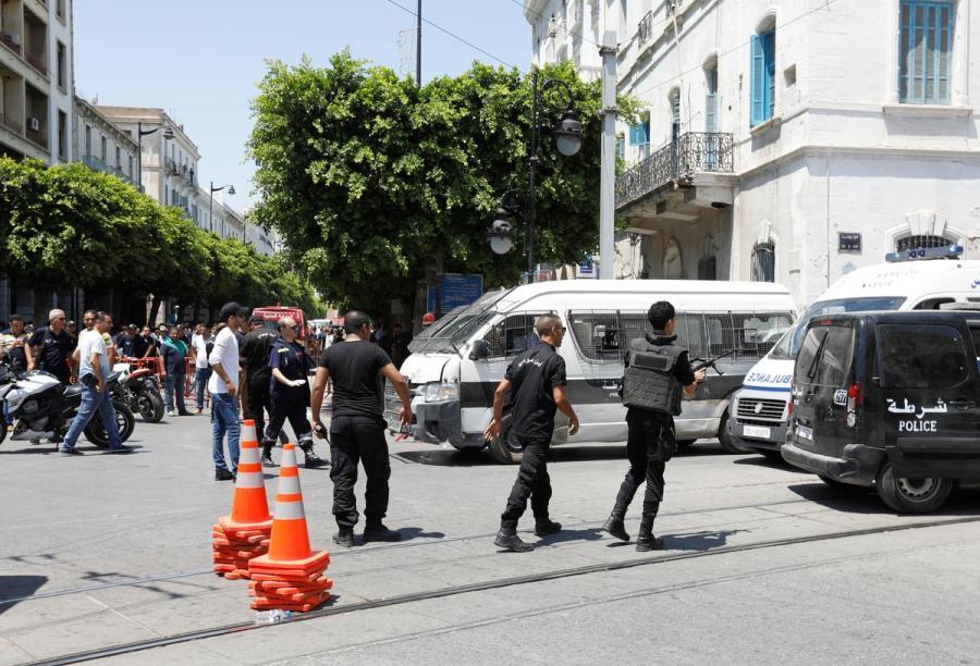 Tunisia bomb attacks
