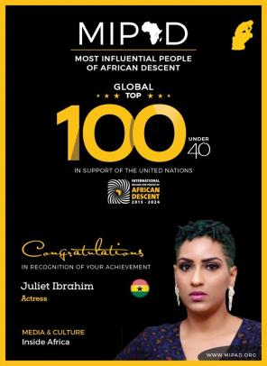 MIPAD - Juliet Ibrahim