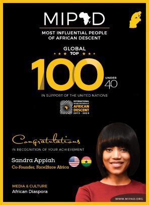 MIPAD - Sandra Appiah
