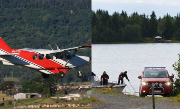 Sweden plane crash