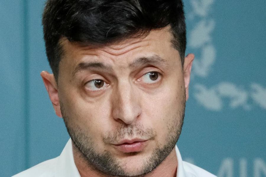 Volodymyr Zelenskiy1