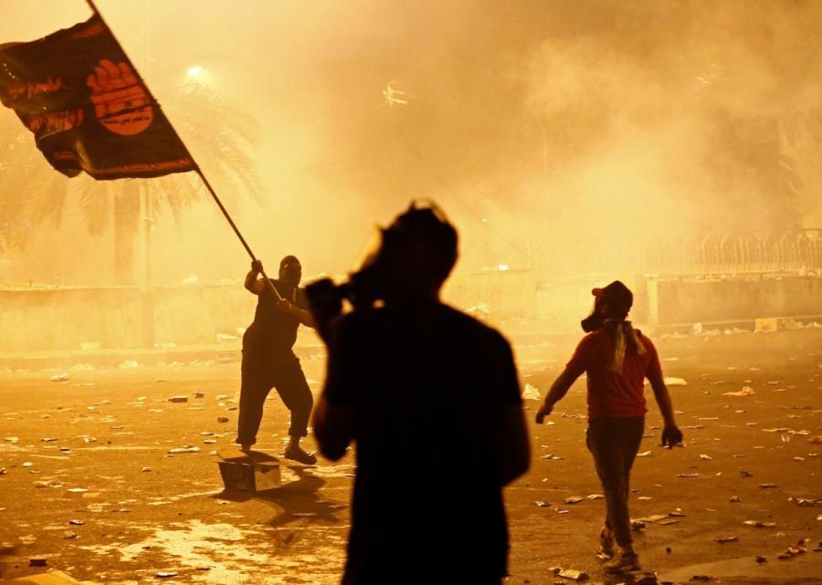 Iraq protests1