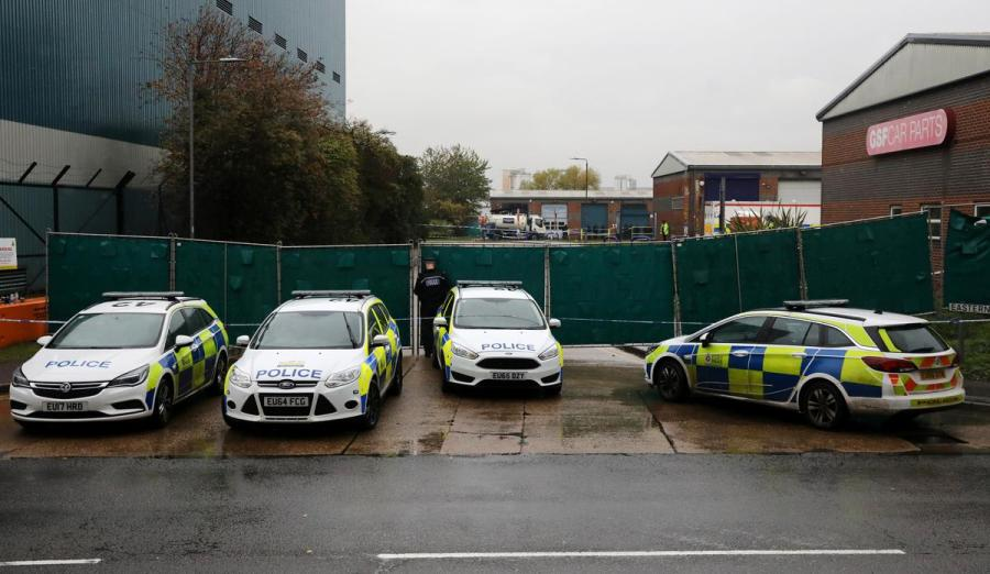 London murder case2