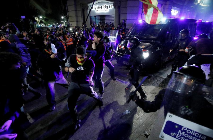 Spain protests1