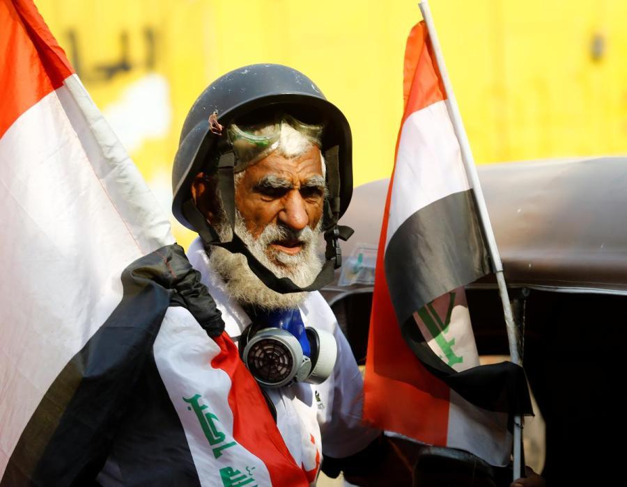 Baghdad protests12