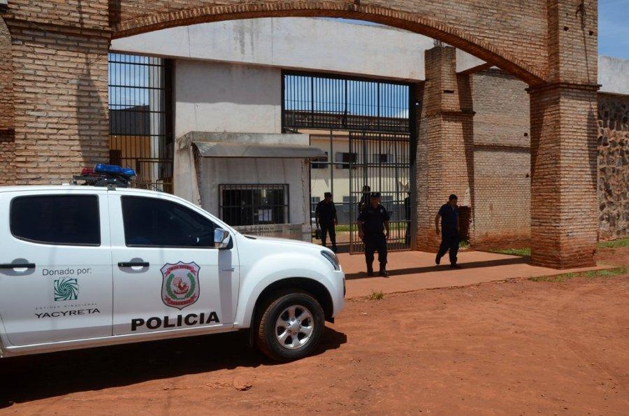Pedro Juan Caballero prison