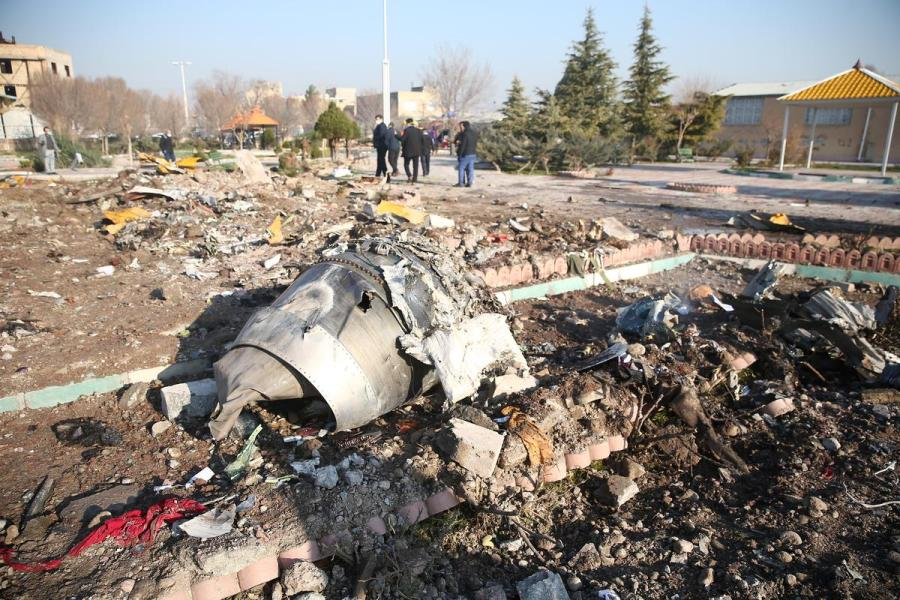Ukraine plane crash1