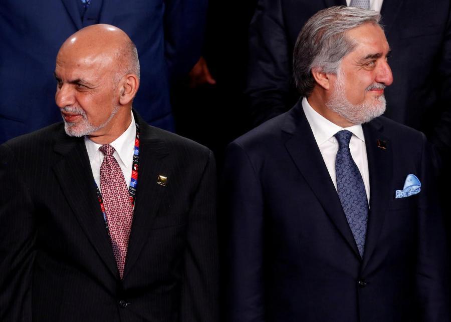 Ashraf Ghani & Abdullah Abdullah
