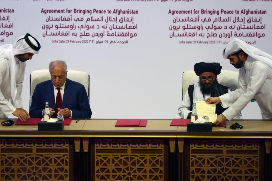 U.S. Taliban deal1