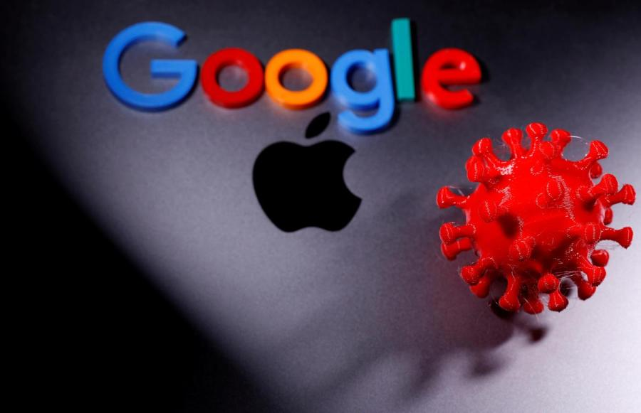 Apple-Google COVID-19 tech