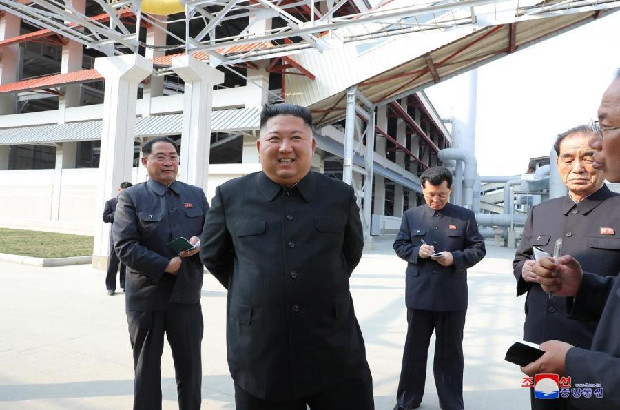 Kim Jong Un appearance3