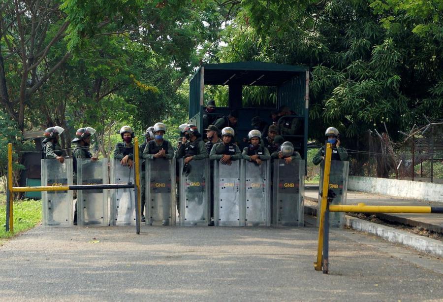 Venezuela prison riot1