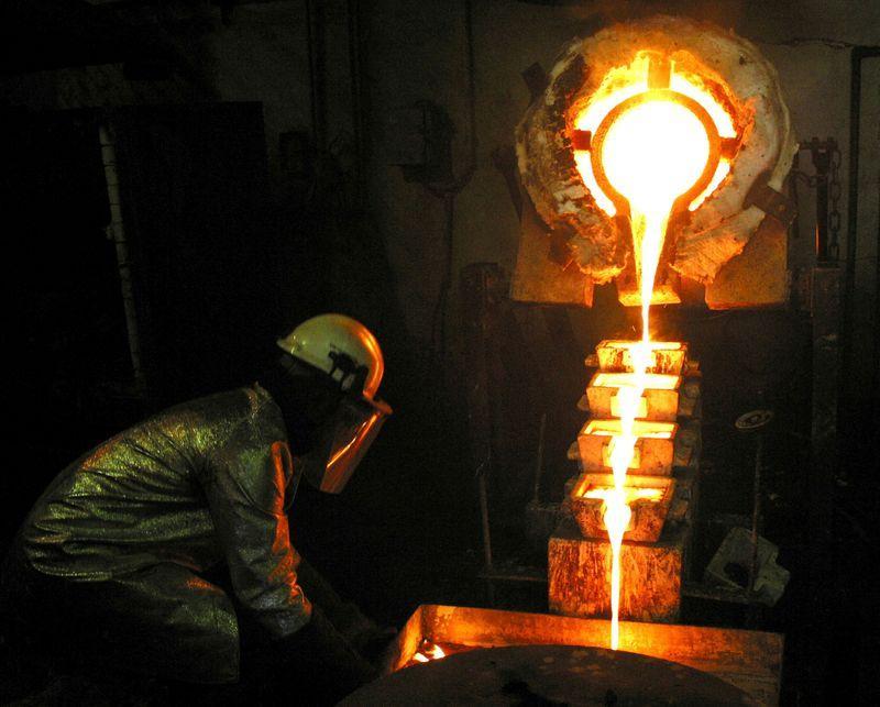 Ghana gold mine