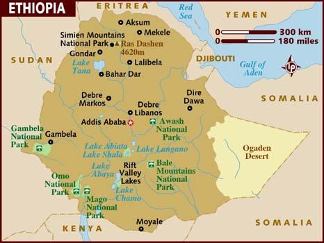 map_of_ethiopia
